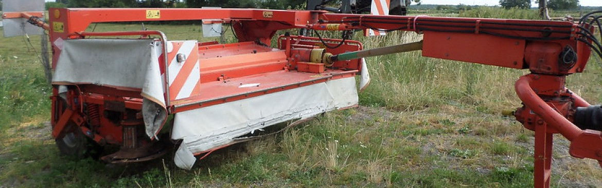 FAUCHEUSE CONDITIONNEUSE KUHN FC 300 G